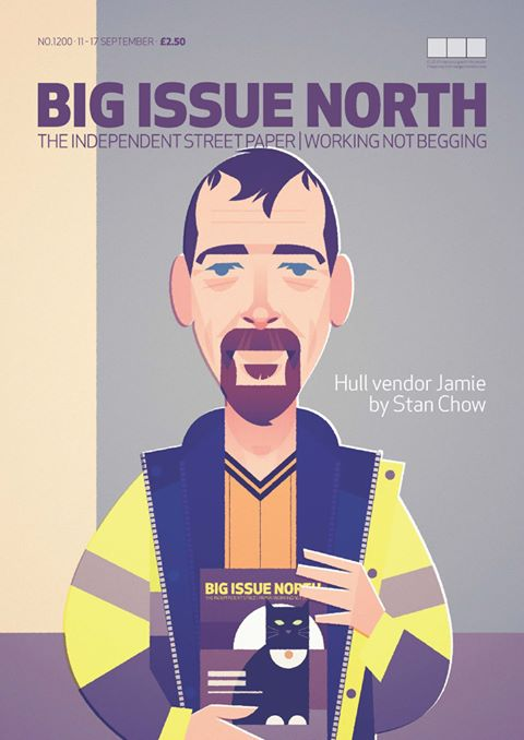 the big issue in the north essay See contact information and details about big issue north.