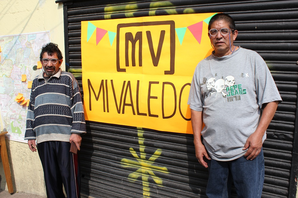 Mi Valedor has trained 60 homeless people to be vendors in their 1st year