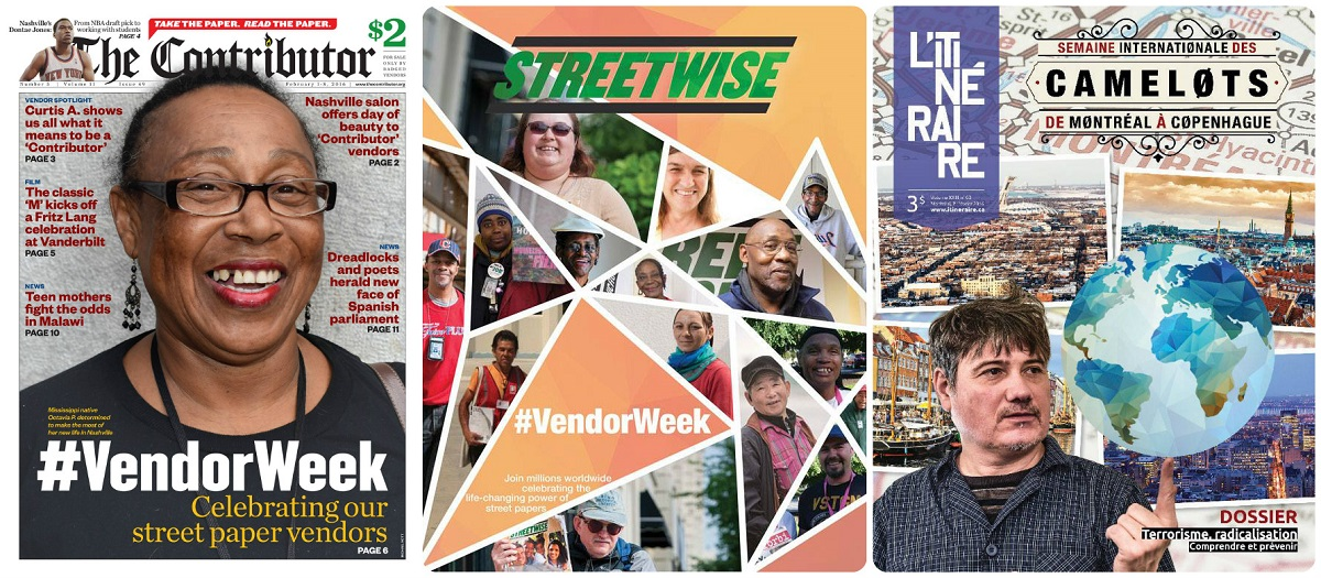 #VendorWeek covers