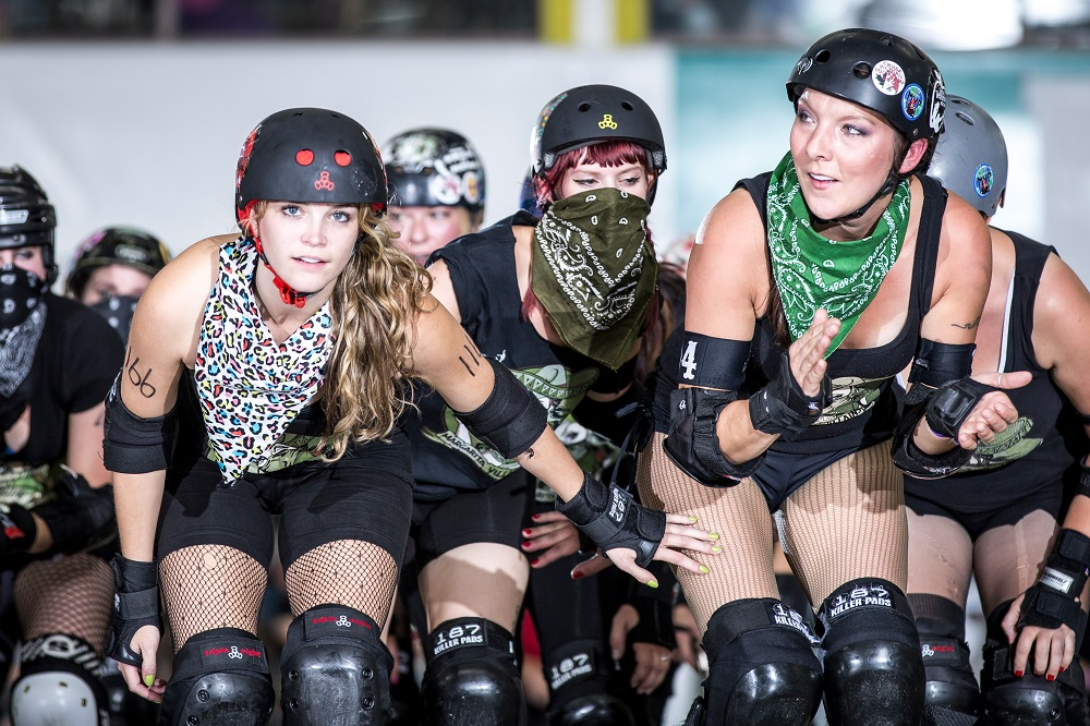 Victoria's Derby Demons. Photo: TJChasePhotography.com