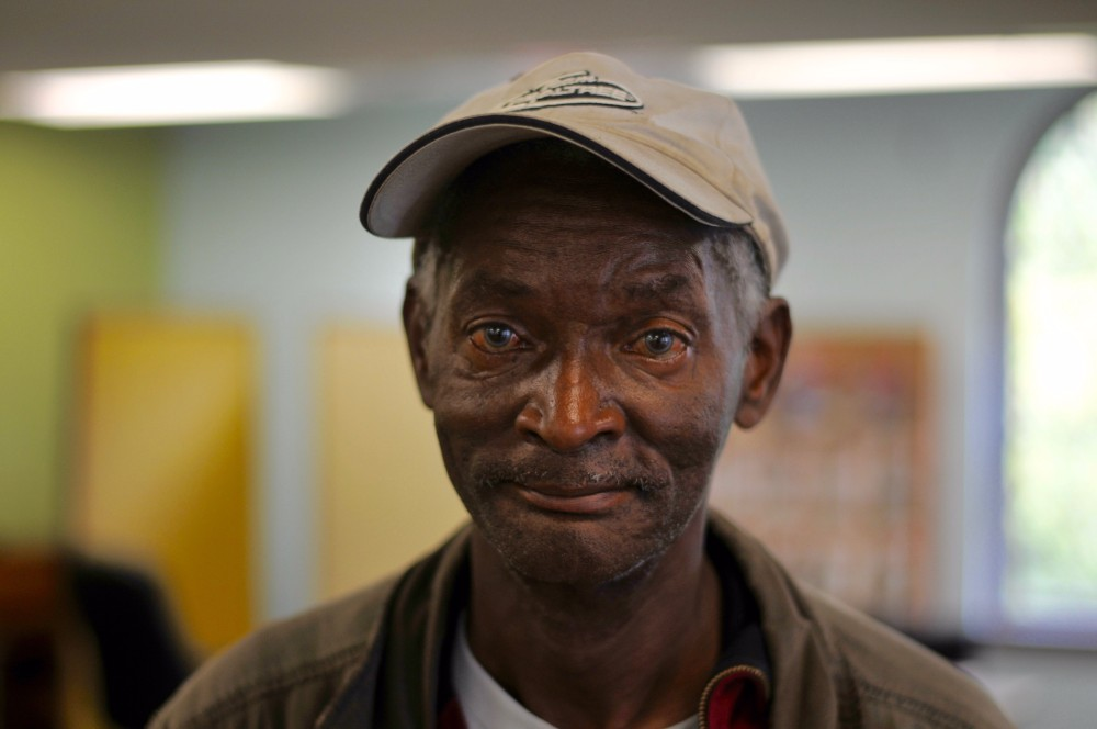 """""""I was more hurt than angry"""" - Edward lost his son to gun violence."""