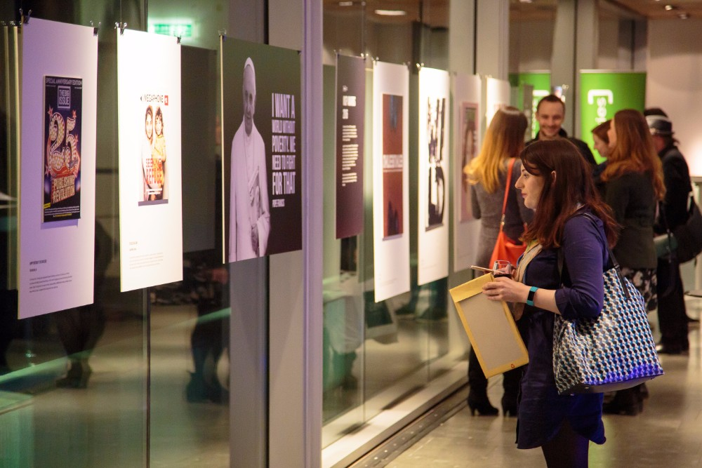 Uncovered exhibition at The Lighthouse, Glasgow. Photo: Euan Ramsay / INSP